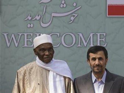 السنغال تقطع العلاقات الدبلوماسية مع إيران بسبب أسلحة للمتمردين