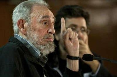 Washington about to order Libya invasion: Castro