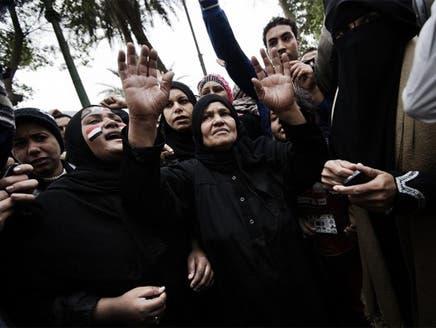مليون مصري يتظاهرون في التحرير للمطالبة بمحاكمة مبارك ورحيل حكومة شفيق