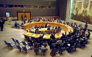 UN SC draft on Libya and list of sanctioned names