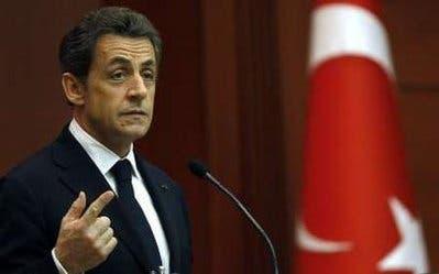 Ankara mayor in chewing gum retort to Sarkozy