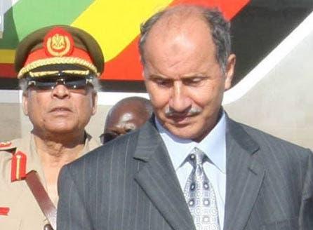Gaddafi in interim government's line of fire