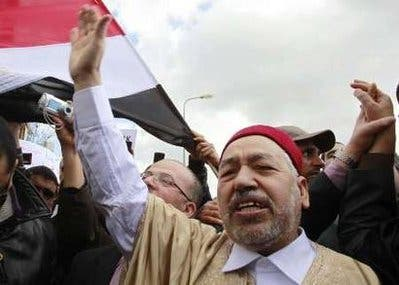 Tunisia's Islamist group legalized after 30 years