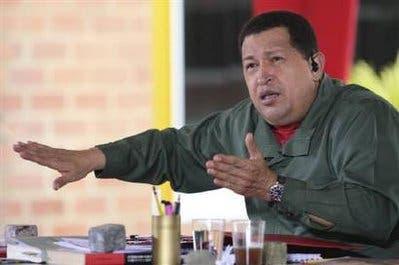 Venezuela's Chavez proposes intl mediation in Libya