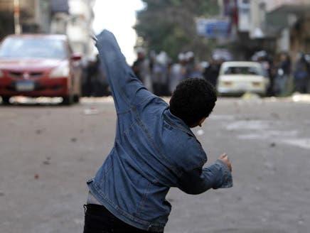 قتيلان وإحراق كنيسة بأعمال عنف طائفية في مصر