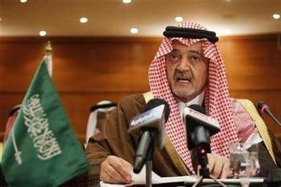 Saudi minister says dialogue needed, not protest
