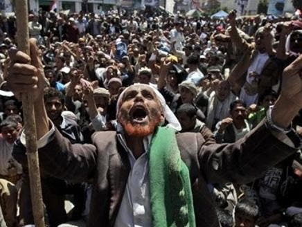 "Yemen protests swell on ""Friday of no return"""
