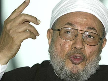 Qaradawi says Bahrain's revolution sectarian