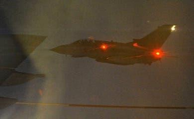 Arab warplanes taking part in Libya mission