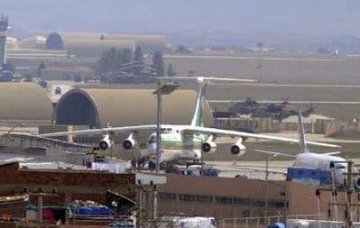 Turkey forces Iran plane bound for Syria to land