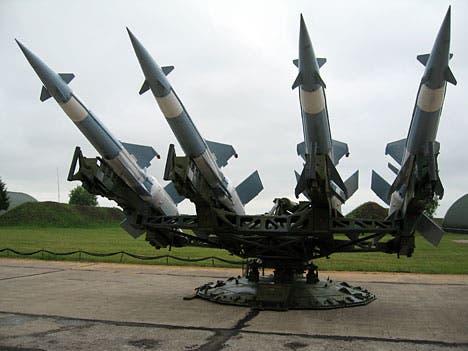 Al-Qaeda snatched missiles in Libya: Chad President
