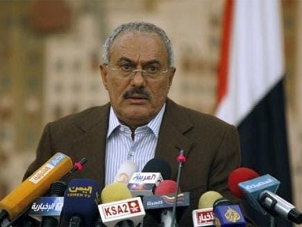 """الرئيس اليمني لـ""""العربية"""": مستعد لترك السلطة بصورة مشرفة"""