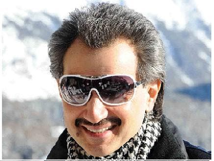 Bin Talal remains richest Arab in 2011: report