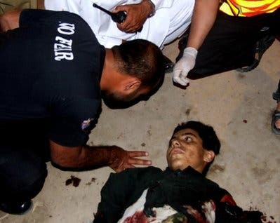 Teen boy says 400 Pakistan suicide bombers in training