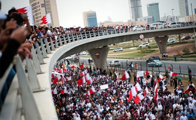 War of words over Bahrain rattles region