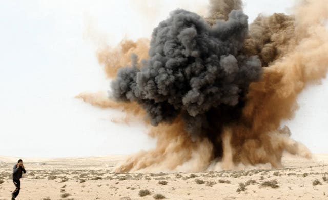 Libyan rebels, NATO in joint military operations against Qaddafi forces