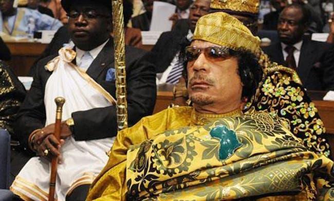 Who will accept Qaddafi?