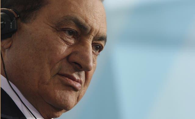Mubarak detention extended