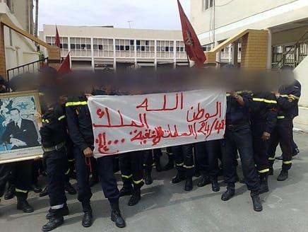 """رجال الأمن في المغرب يلجأون لـ""""فيسبوك"""" للحديث عن معاناتهم اليومية"""