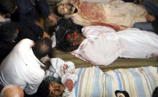 Death toll rising in Syria