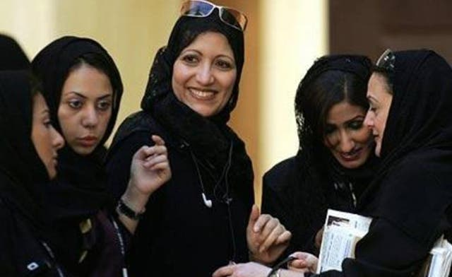Saudi women aim to practice law, traditionally a male domain