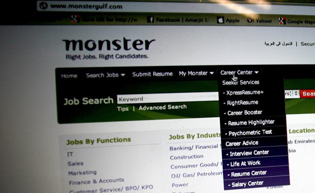 More job openings in Middle East