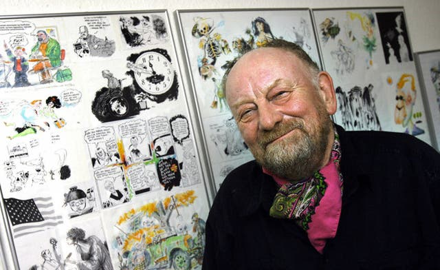 Danish cartoonist who drew The Prophet is being tried in a Jordan court