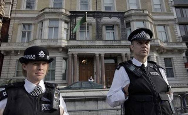 Britain expels Libyan ambassador after UK and Italy say Tripoli embassies attacked