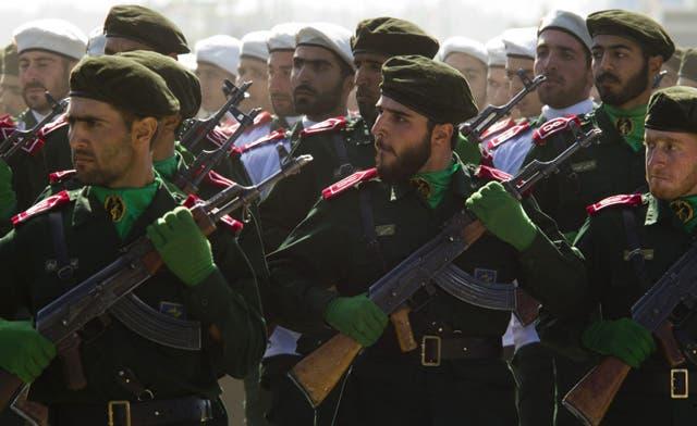 Report from Congressional panel says Iran's Revolutionary Guard helps Al-Qaeda
