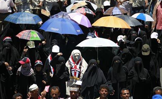 Correspondent's Outtakes: Yemen's best hidden secret: the women behind the revolution