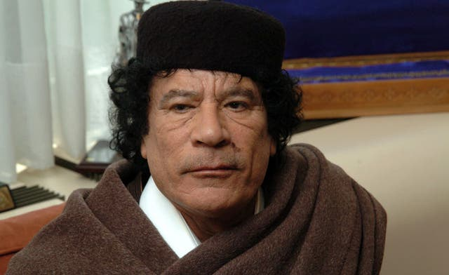 Is Qaddafi wounded? Has he fled Tripoli? Libyan appears on TV Friday evening