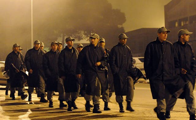 Fourteen hours of Morocco jail mutiny ends, but security forces still vigilant