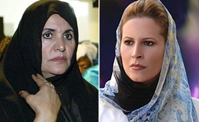 Did they or did they not? Qaddafi's wife, daughter said to be in a puzzled Tunisia