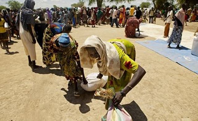 South Sudan says 80,000 flee after north takes oil-rich Abyei