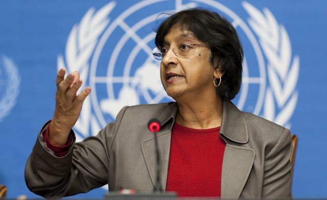 Brutality in Libya and Syria 'shocking': UN rights chief