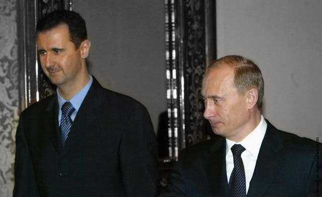 Syria, pawn in power play by world's major powers? Yes. By James M. Dorsey
