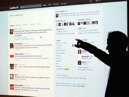 """200  مليون رسالة عبر """"تويتر"""" يومياً مقابل 65 مليون العام الماضي"""