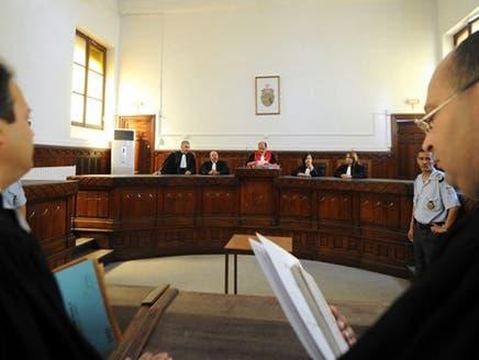 محكمة تونسية تقضي بسجن بن علي 15 عاما بتهمة حيازة أسلحة ومخدرات