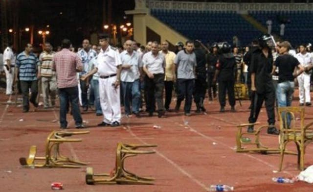 Zamalek and militants demand release of detained soccer fans in Egypt