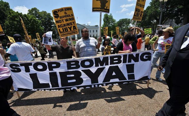 Syria and Libya: Lessons in how and how not to support people power