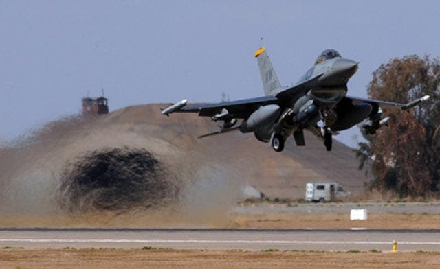 Iraq reportedly in talks to buy 36 US F-16 fighter jets in a deal worth billions