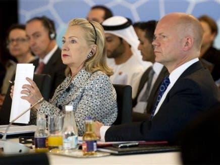 """الولايات المتحدة تعترف رسمياً بالمجلس الوطني الانتقالي في ليبيا """"حكومة شرعية"""""""