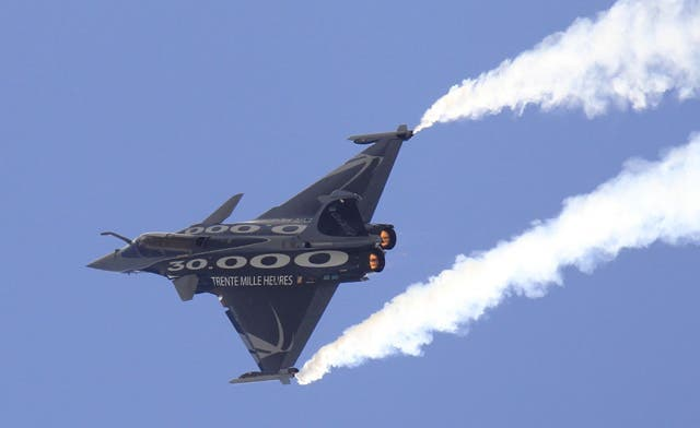 UAE best bet for French Rafale fighter jet deal
