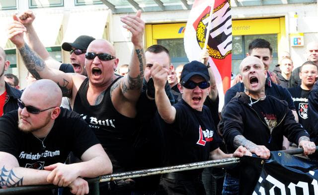 European racists put Muslim immigrants in crosshairs. By Ray Moseley