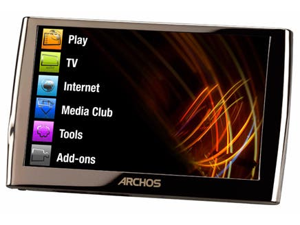 طرح هاتف لاسلكي وراديو للإنترنت يعملان بنظام تشغيل أندرويد