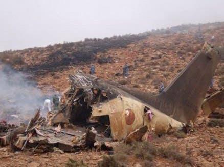 تحطم طائرة نقل عسكرية مغربية ومقتل جميع ركابها الـ 81