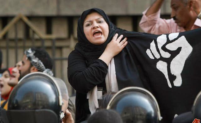 Egyptian women demand equal rights in new constitution