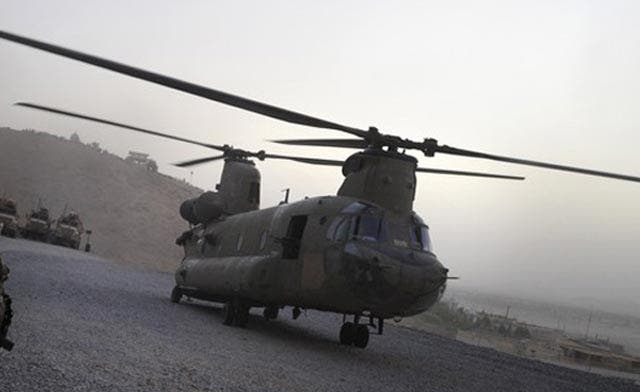 Taliban shoot down US helicopter in Afghanistan, killing 38 on board