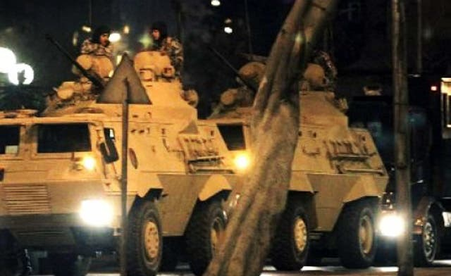 Israel approves extra 1,000 Egyptian troops in Sinai to 'restore order'