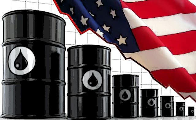 Recession could tip US oil use into permanent decline